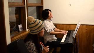 2013/12/15 中野ひと・いきカフェエカイエ「ののじ」 村上通 x Monchik...