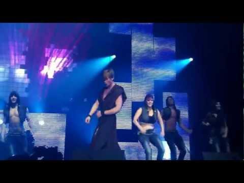 Nyco Liliu - Un monde à changer Night For Life, Robin des Bois -06 Octobre 2012