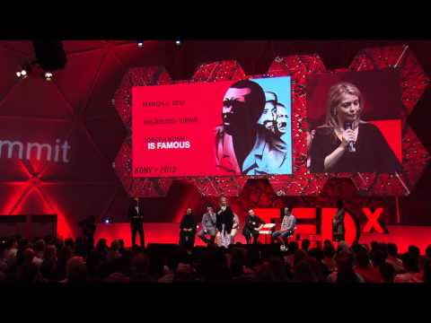 Nancy Hunt At TEDxSummit