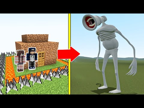 gửi hàng đi úc - Great Mother Megaphone Tấn Công Nhà Được Bảo Vệ Bởi bqThanh và Ốc Trong Minecraft