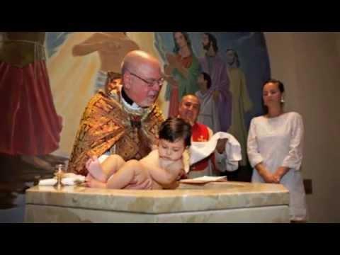 Baby Odin's Baptism 🙏 God Father -Sergei Danilian 🙏  August 6, 2011🗽🗽🗽⛪️⛪️⛪️🇦🇲🇦🇲🇦🇲