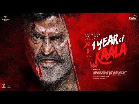 One Year Of KAALA   Fan-Made Trailer   Rajinikanth   Nana Patekar   Pa Ranjith   Santhosh Narayanan