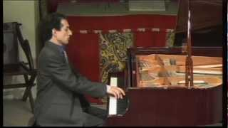 Charles Economou (piano) plays