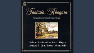 Concierto para Violín No. 2, 3er. Mov.: Allegro con Fuoco - Allegro Moderato a la Zinagara