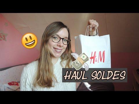 ☆ Haul Soldes et non soldes - Hiver 2017