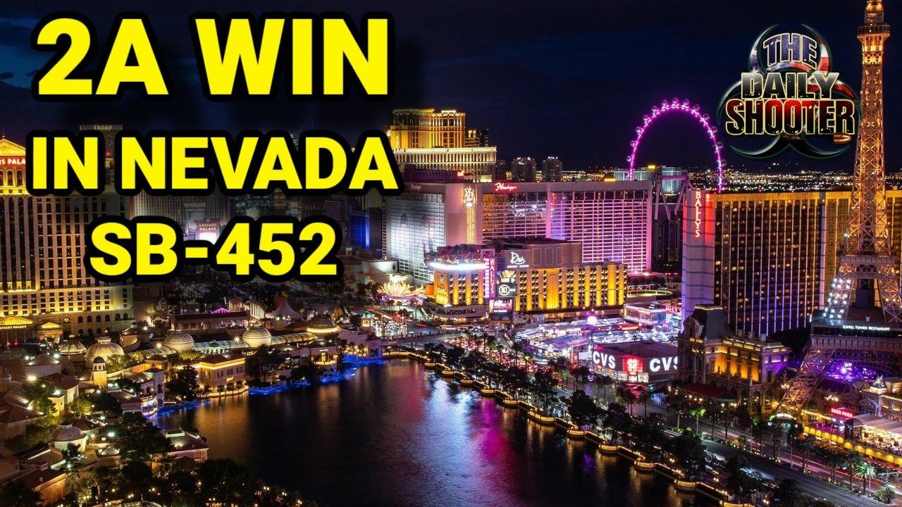 2A Win In Nevada!