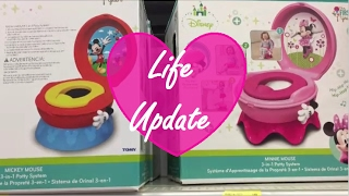 Mini Life update: Potty Training| Pacifier Weaning | Toddler Bed | ❥reesejai