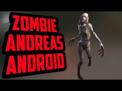 Zombie Andreas на андроид обзор