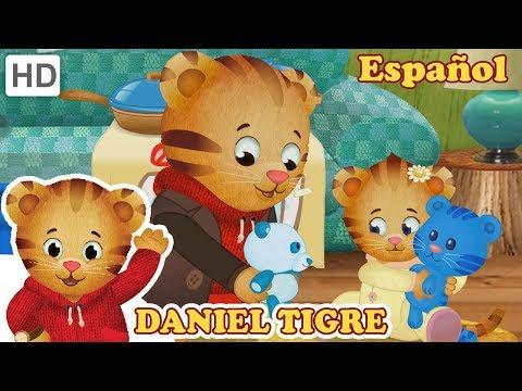 Daniel Tigre en Español - Parte 2: El Mejor Hermano Mayor (¡20 Minutos!)