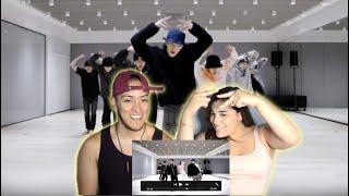 NCT 127- KICK IT *DANCE PRACTICE   REACTION!!