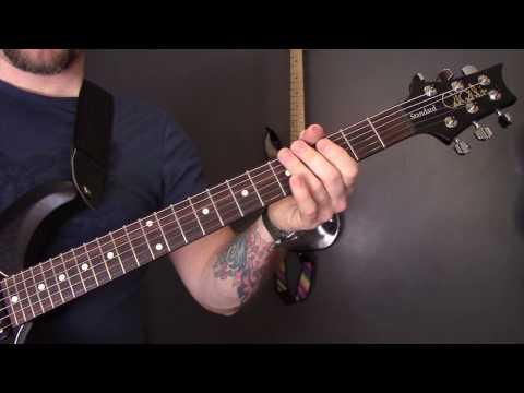 Emperor - Night Of The Graveless Souls Guitar Lesson