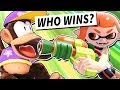 Playing World's Best Inkling Player