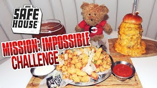 Mission Impossible Challenge @ SafeHouse Chicago!! (CHEESY)