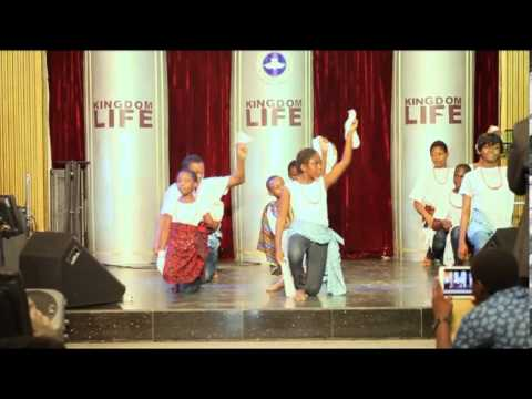 DANCE DRAMA TEENS CHURCH {RCCG LILY OF THE VALLEYS CHAPEL}