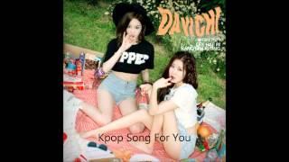 Davichi - Again (헤어졌다 만났다) Official Audio