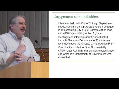Martin Jaffe | Winter Climate Adaptation Measures for the City of Chicago | MconneX |