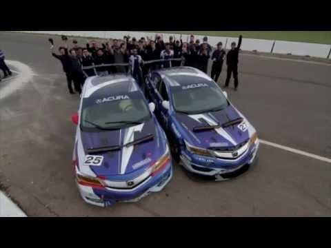 What Makes A Honda Is Who Racing At Thunderhill