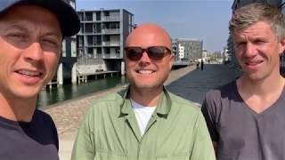 Chris Anker, Staghøj og Nygaard foredrag