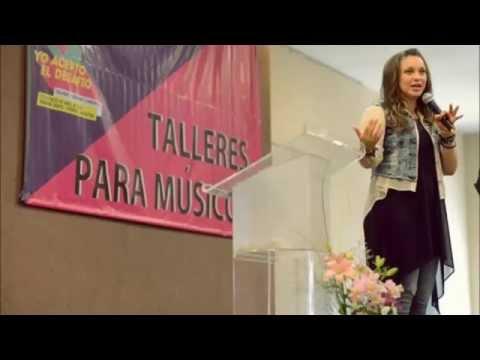 Christine D'Clario- Taller para músicos 2014