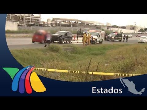 Choque en la carretera Monterrey-Monclova deja 3 muertos | Noticias de Nuevo León