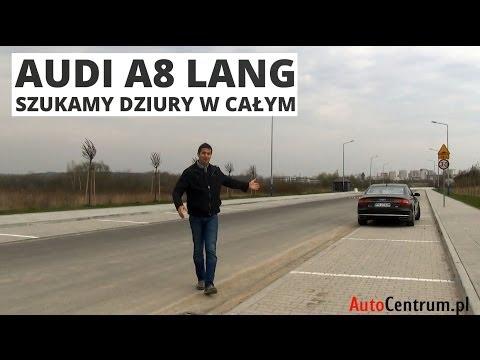 Audi A8 Lang - szukamy dziury w całym #062