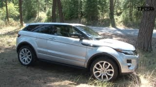 2012 Range Rover Evoque Technology Review