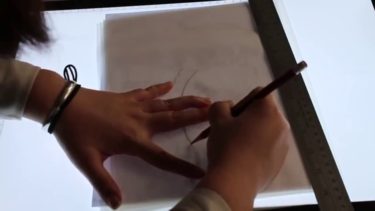 Unboxing and Review of Huion A3 LED Tattoo Light Box