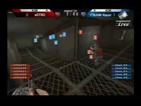 SF ESWC Final - eSTRO vs ITBank Razer