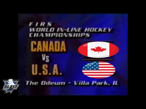 1995 FIRS World Inline Hockey Championships