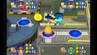 Mario Party 6: E. Gadd's Garage part 1.