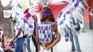 Art of Carnival 2013 at Edna Manley