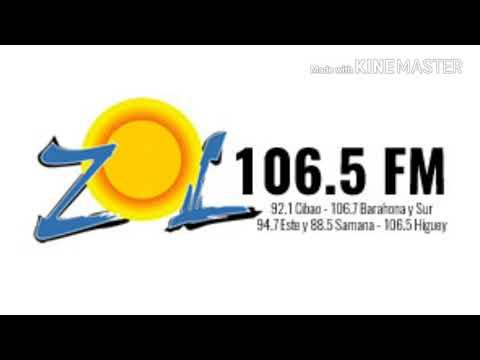 Tanda De Comerciales Dominicanos En Radio (ZOL 106.5 FM Santo Domingo) 10-11-17