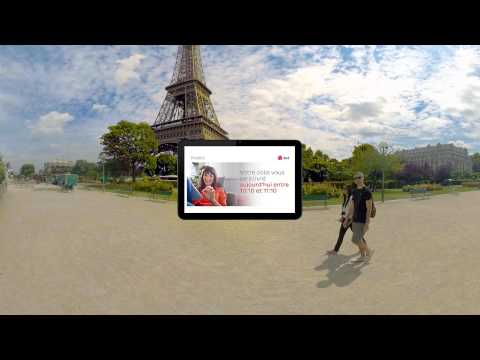 Virtual Reality - Paris delivery