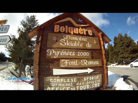 Bolquère - Pyrénées 2000 -  Reportage découverte de la station
