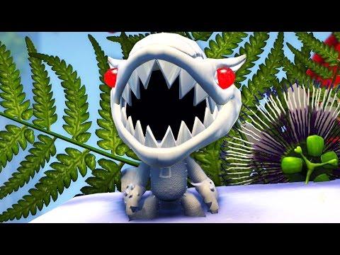 Repeat LittleBigPlanet 3 - Jurassic Sack With Jurassic World