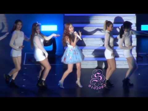 170729 Jessica On Cloud Nine in Taiwan-fly