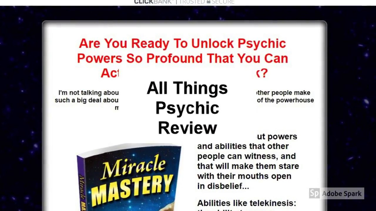 All Things Psychic Review | Is All Things Psychic Good?