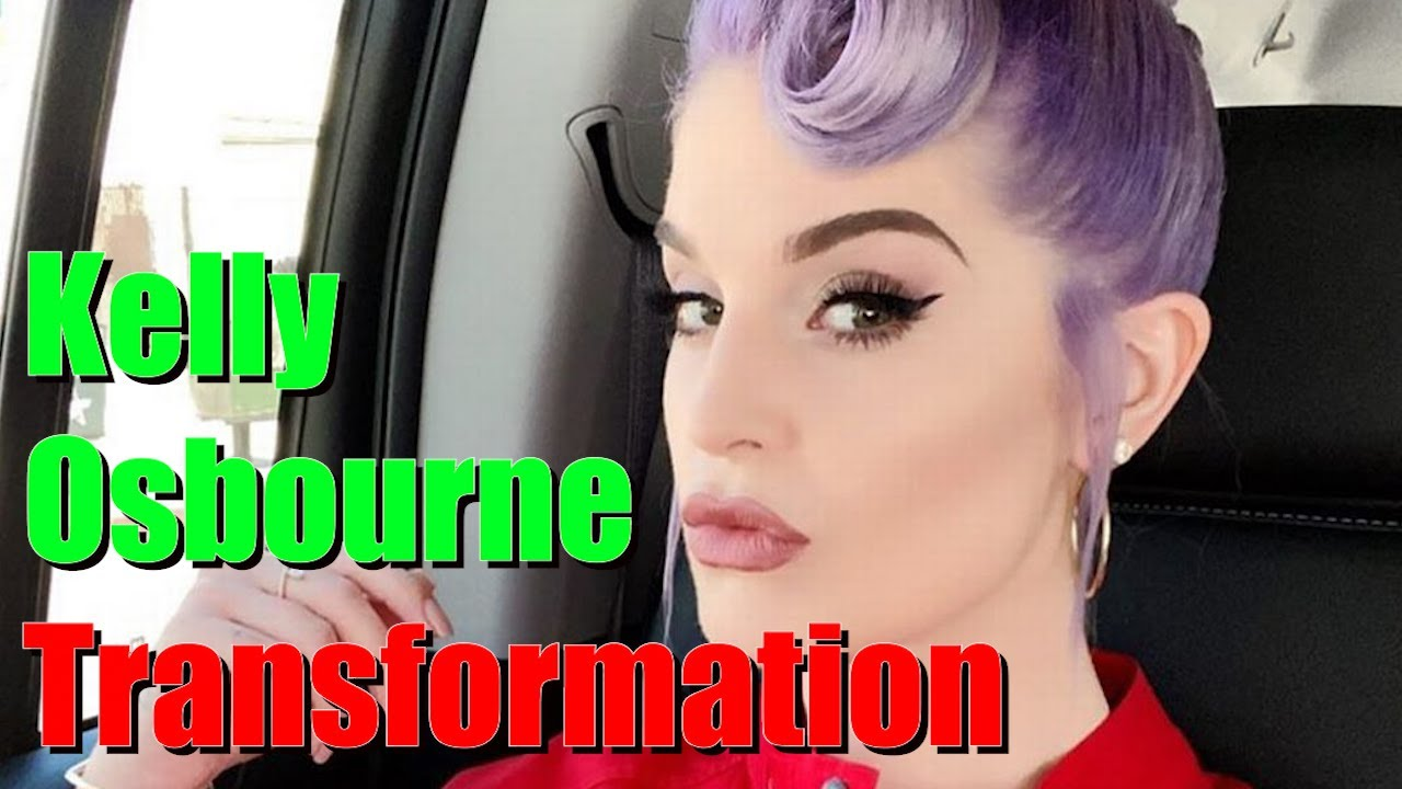 Kelly Osbourne 'worked hard' and lost 85 lbs - CNN
