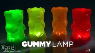 GummyLamp Gummy Bear Nightlight
