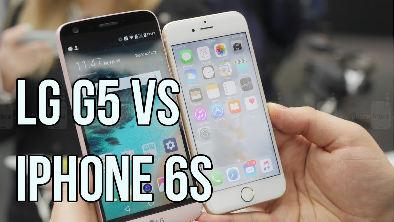 how to disable iphone lg g5 vs apple iphone 6s look 14291