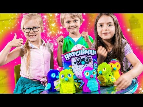 Jajka Hatchimals UNBOXING Open BOX