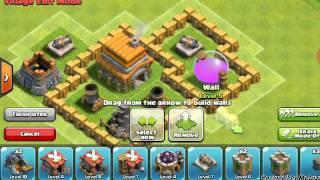 Clash of clans osa 3 Uusi kylä !