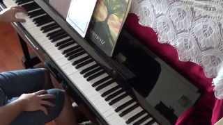 Piano-Code Geass OP Colors Arranged By Animenz