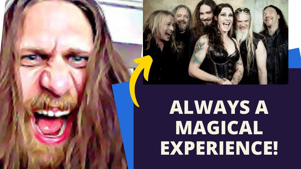 BLOWN AWAY! Nightwish - Romanticide (REACTION!!)