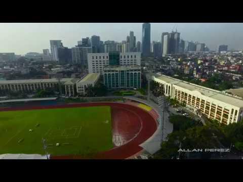 Aerial Shots of University of Makati (Umak)