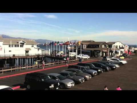 All Aboard! Stearns Wharf, Santa Barbara - Jannet Walsh