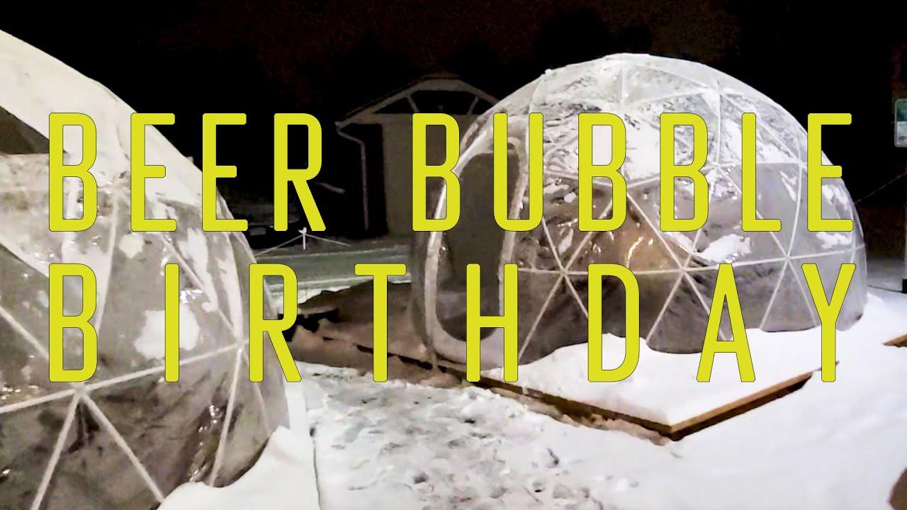 Covid Beer Bubble BIRTHDAY VLOG season 3 ep 101
