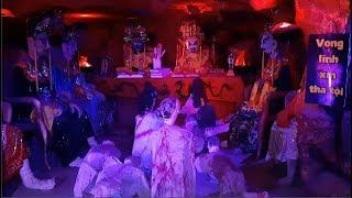 Khám Phá Trải Nghiệm 18 Tầng Địa Ngục Ở Chùa Ve Chai