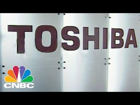 Toshiba Gets A New Boss: Bottom Line   CNBC