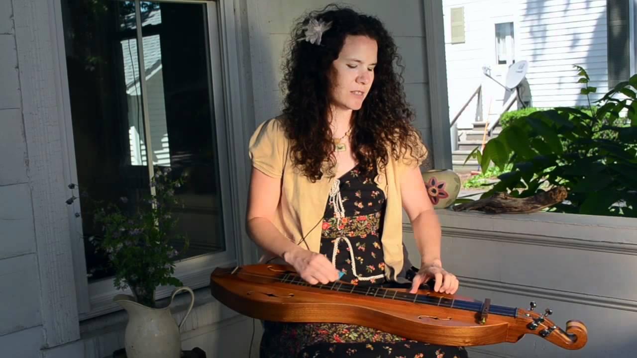 Appalachian Dulcimer Amy Fabbri The Mountain Traditions Project Youtube